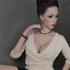 160cm Z-one Platinum Silicone Sex Dolls Bblythe