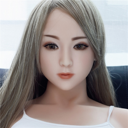 160cm Z-one Platinum Silicone Sex Dolls Candance