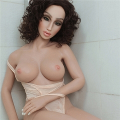 160cm Z-one Platinum Silicone Sex Dolls Beulah