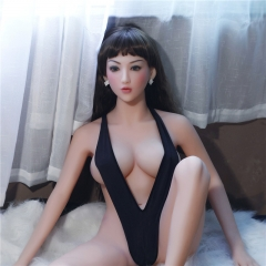 160cm Z-one Platinum Silicone Sex Dolls Harriet