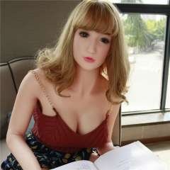 160cm Z-one Platinum Silicone Sex Dolls Gill
