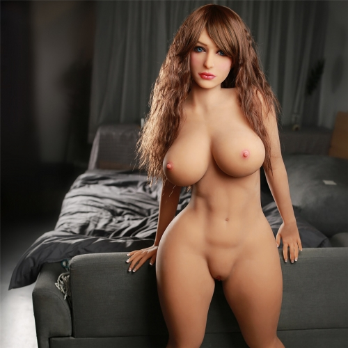 163cm RenRendoll Platinum TPE hot Sex Doll Olivia