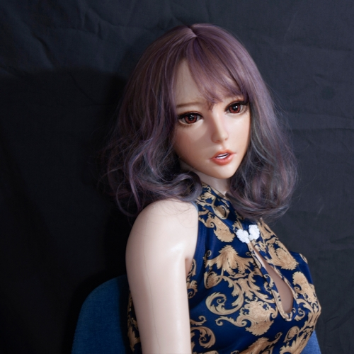 165cm ElsaDoll Platinum Silicone hot Sex Doll Alice