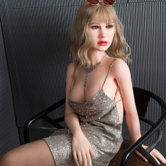 165cm IMDoll Platinum Silicone hot Sex Doll Tay