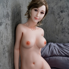 165cm IMDoll Platinum Silicone hot Sex Doll yoyo
