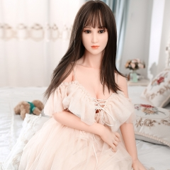 165cm IMDoll Platinum Silicone hot Sex Doll Yiyi