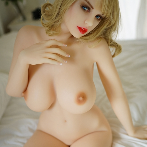 160cm Piperdoll Platinum TPE hot Sex Doll Irma